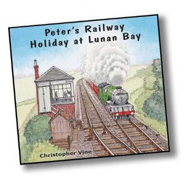 Peter's Railway  <br> Holiday at Lunan Bay